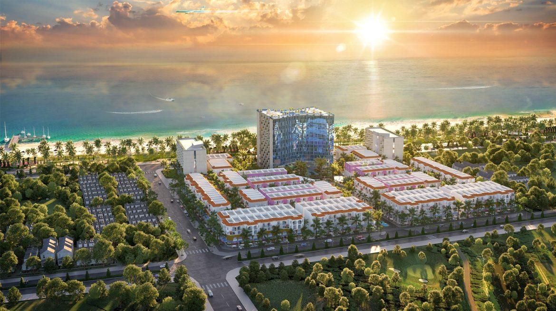 Kallias Complex City – Châu Âu thu nhỏ của tỉnh Phú Yên